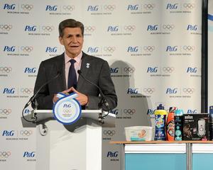 Procter & Gamble strange 25 de milioane de dolari pentru dezvoltarea sportului