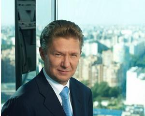 Alexei Miller primeste in dar de la Putin inca un mandat de cinci ani in fruntea Gazprom