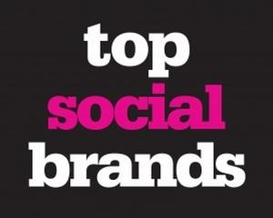 Top Social Brands 2011: Vodafone este lider