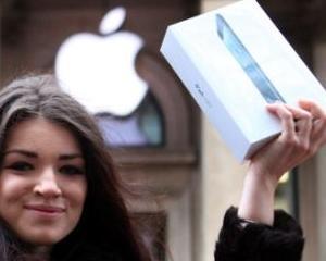 Apple isi mentine pozitia de lider pe piata tabletelor, dar cota sa de piata a scazut cu 14% in T3 2012