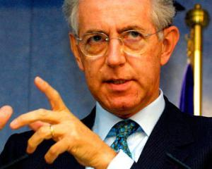 Premierul Monti vrea sa stimuleze cresterea economica