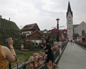 China a clonat satul austriac Hallstat