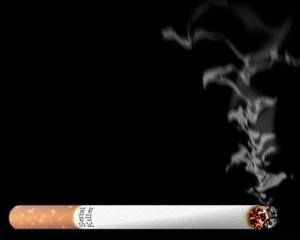 Noi imagini socante pe pachetele de tigari din Statele Unite ale Americii