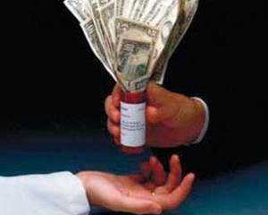 Lupta impotriva coruptiei si evaziunii fiscale aduce bani la buget