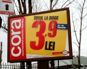 Cora va deschide al saptelea hipermarket din Romania