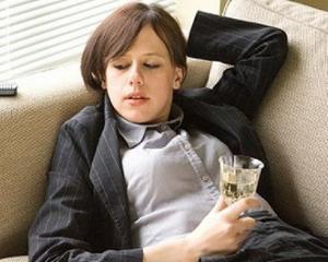 Cat alcool consuma oamenii la serviciu