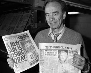 Rupert Murdoch nu se da batut. Vrea sa relanseze The Sun
