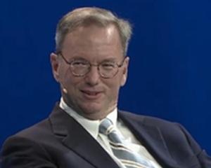 Eric Schmidt, presedintele Google: Steve Jobs a fost cel mai bun CEO din ultimii 50 de ani