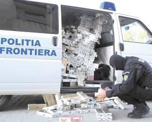 UE pierde in fiecare an 10 miliarde de euro, din cauza contrabandei cu tigari