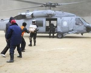 CUTREMUR JAPONIA 2011: SUA incepe evacuarea americanilor de pe teritoriul Japoniei
