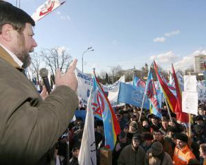 Sindicatele se intalnesc cu premierul Ungureanu