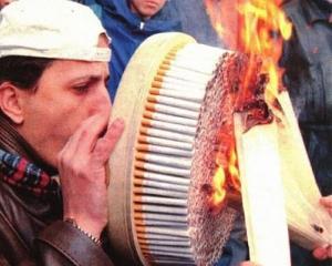 Primele 15 companii producatoare de tigari valoreaza 470 miliarde de dolari