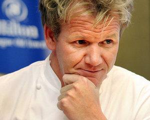 Gordon Ramsay, un chef de 38 de milioane de dolari pe an