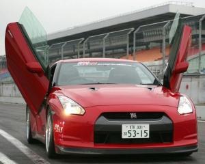 Japonezii au planuri mari: Noul Nissan GT-R va avea 570 de cai-putere