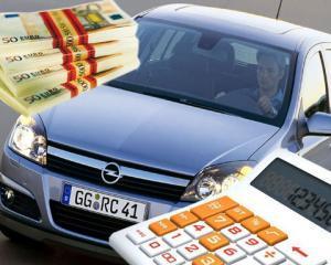 ANAF imparte milioane proprietarilor de masini
