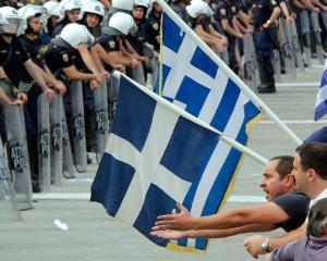 Grecia: Ce se intampla cand o tara intra in incapacitate de plata (default)?