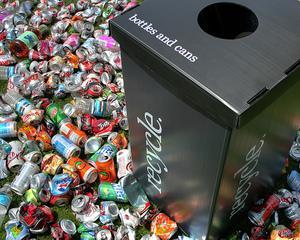 Apa Nova a initiat Recicloniada