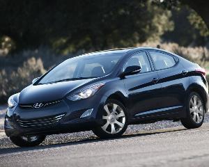 Hyundai Elantra, castigatoarea premiului Autobest 2012