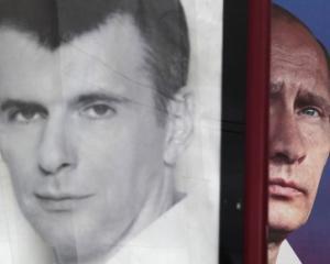 Lupta prezidentiala in Rusia: Prokhorov il provoaca pe Putin