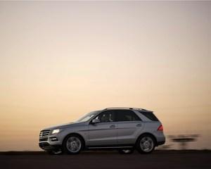 Mercedes tenteaza la Salonul Auto Bucuresti cu noua Clasa M si noua Clasa B