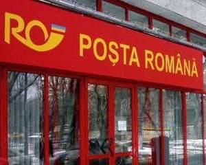 Posta Romana si-a facut serviciu de transfer de valuta