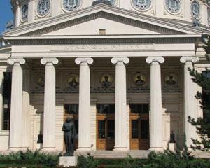 125 de ani de la inaugurarea Ateneului Roman