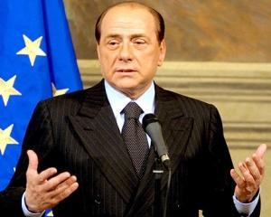 Berlusconi, Mubarakul Italiei?