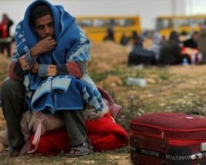 Granita dintre Tunisia si Libia: scena multor drame umane