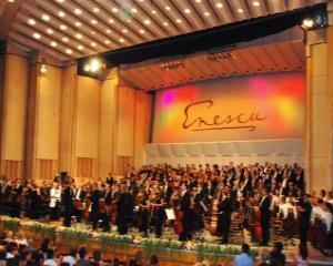 Biletele pentru Festivalul George Enescu se pun in vanzare din 15  aprilie