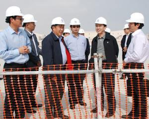 Chinezii investesc in proiecte energetice din Romania