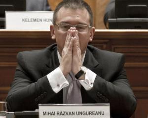 UPDATE Motiunea de cenzura a fost adoptata: Guvernul a cazut