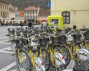 Bicicletele StudentObike au intrat in hibernare