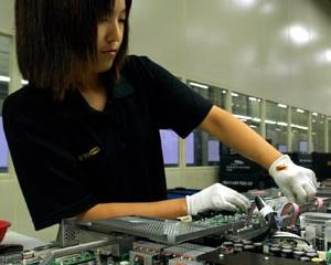 Compania Samsung, criticata pentru conditiile precare in care lucreaza angajatii sai din China