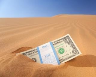 Egiptul arunca in desert 310 de milioane de dolari pe zi