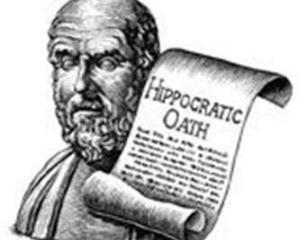 Justitia ataca medicii care respecta juramantul lui Hipocrate, dupa Branzan