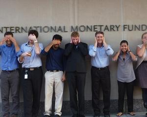 Statele s-au imprumutat cu 50% mai mult de la Fondul Monetar International