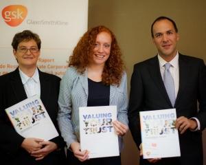 GSK publica primul raport de sustenabilitate al unei companii farmaceutice din Romania