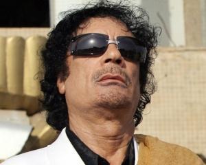 Gadhafi: Principalul interes al Occidentului in Libia este petrolul