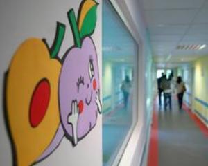 Romania: 500 de copii diagnosticati cu cancer, anual
