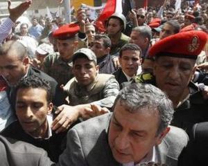 EGIPT: Noul prim-ministru face bai de multime