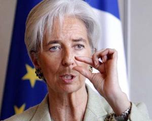 Christine Lagarde sprijina statul elen