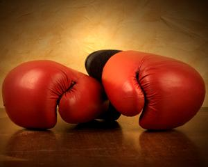 Lucian Bute, un Knock Out ca o mangaiere