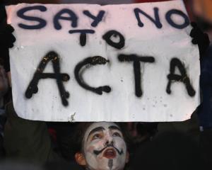 Ce intrebare despre ACTA ajunge la Curtea Europeana de Justitie