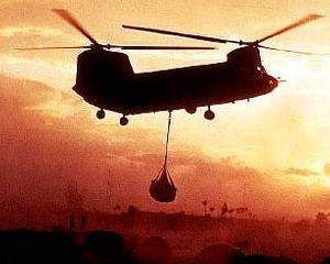 RAF va cumpara 14 elicoptere Chinook, in cadrul unui contract de un miliard de lire sterline