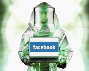 Un nou virus ataca pe Facebook