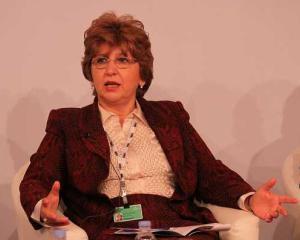 Mariana Gheorghe, sefa OMV Petrom, a fost inclusa in top 50 cele mai puternice femei de afaceri din lume