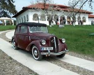 Regimul juridic al masinilor istorice in Romania