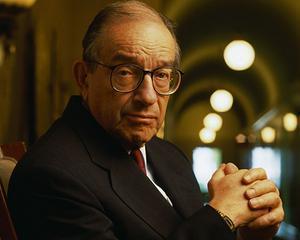 Alan Greenspan nu prevede prea curand o noua exuberanta irationala