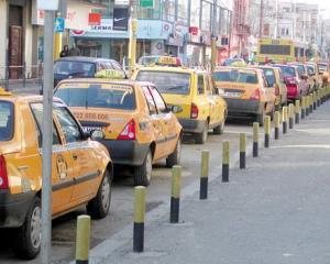 Firmele de taxi vor majora tariful pe kilometru cu 20%