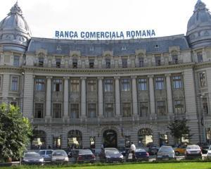BCR, pierdere neta de aproape 308 milioane de lei in primul trimestru